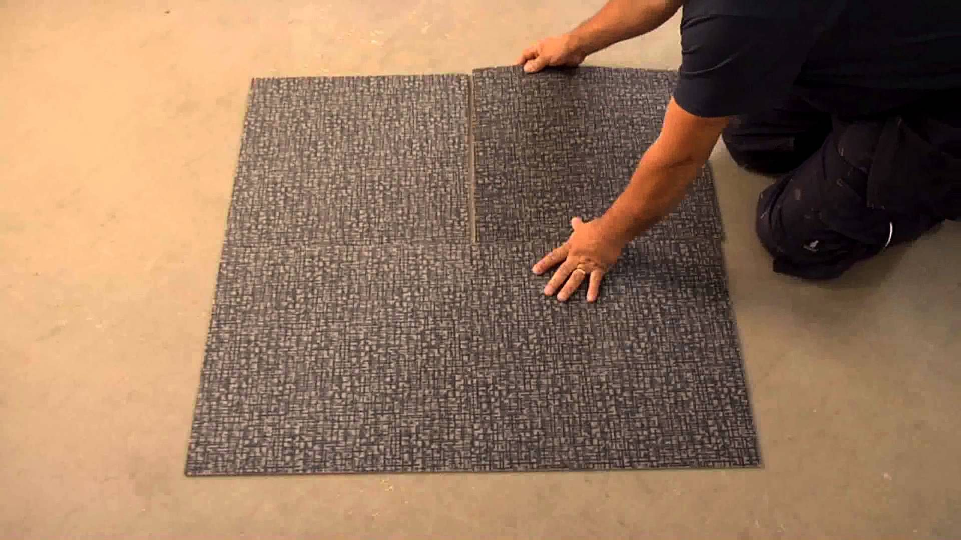 Forbo Flotex Tile Installation Video Flooring Can Be Purchased At