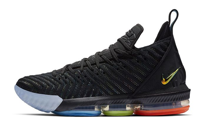 520945db7d3d Official Pics  Nike LeBron 16  I Promise