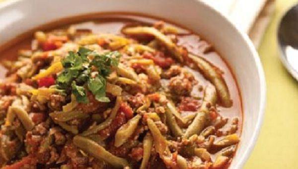 Haricots verts la tomates recettes de l gumes haricots verts haricot cuisiner les haricots - Cuisiner les tomates sechees ...