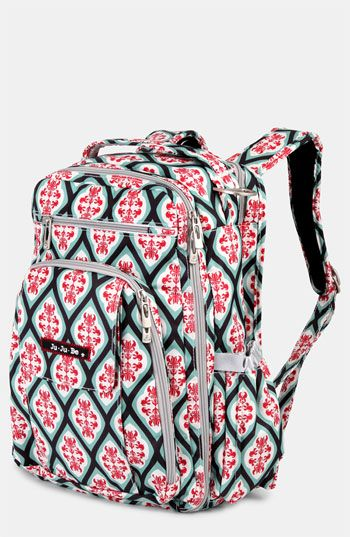 Ju Be Right Back Diaper Backpack Licorice Twirl Nordstrom