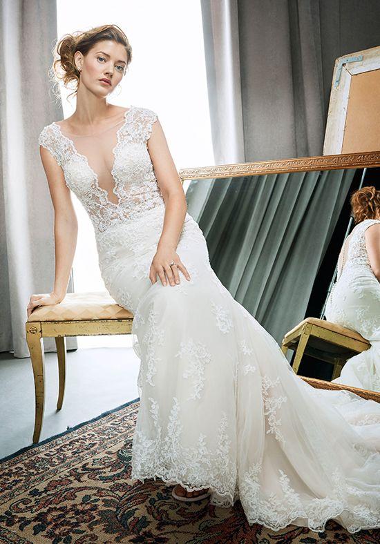Kenneth Winston 1692 Mermaid Wedding Dress F Gowns Pinterest