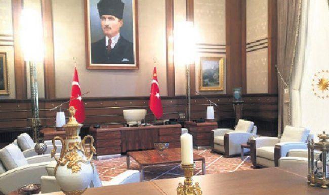 İşte Erdoğan'ın huzur bulduğu yer...