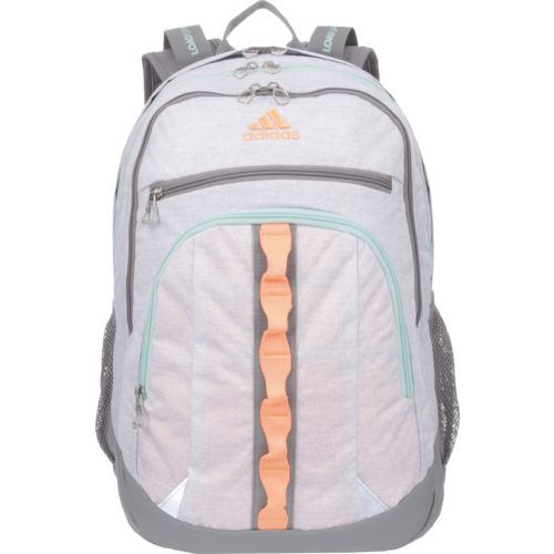 6ded868caa Adidas Prime II Backpack White Turquoise Or Aqua - Backpacks at Academy  Sports