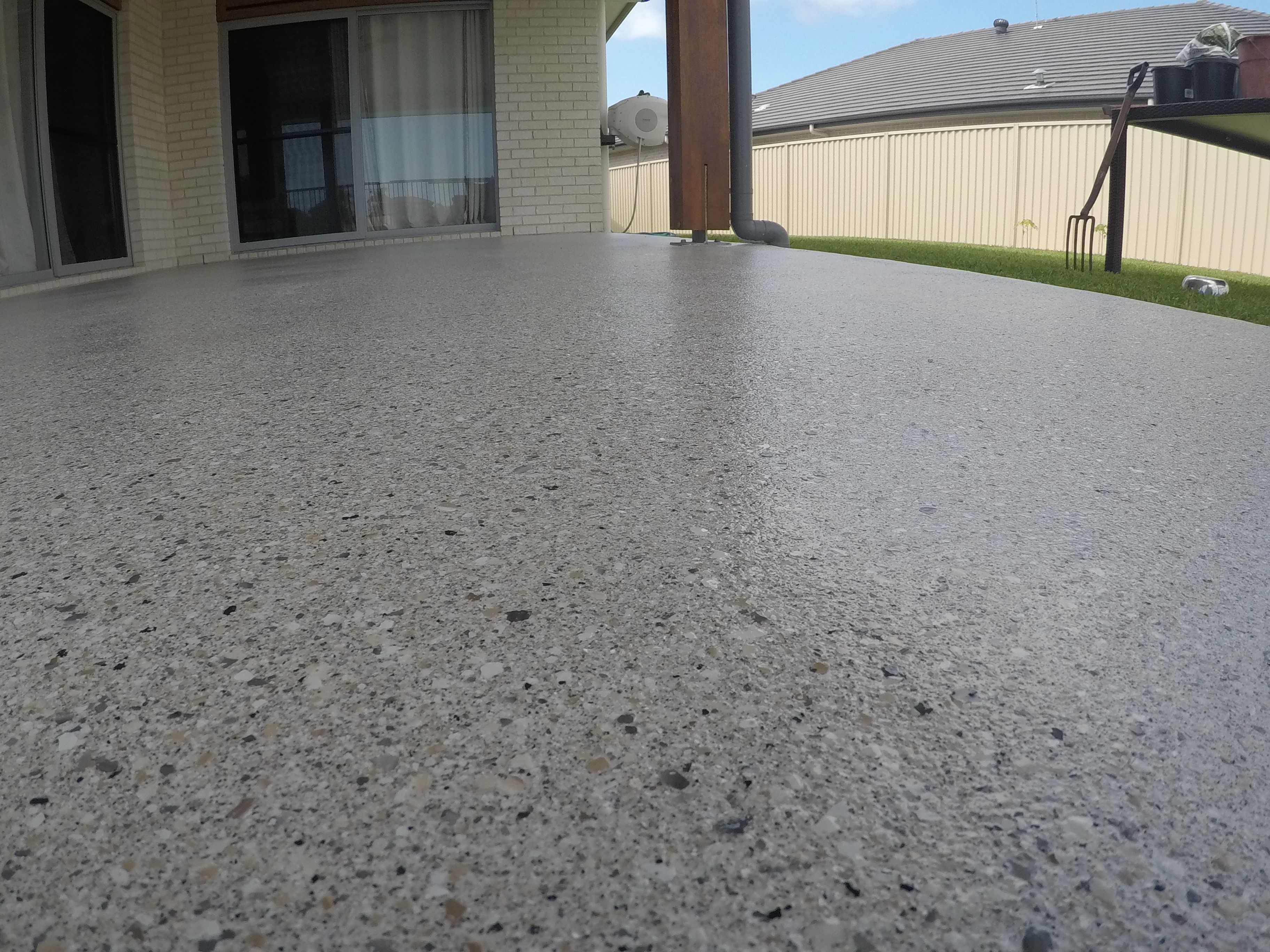 birtinya patio epoxy flooring epoxy