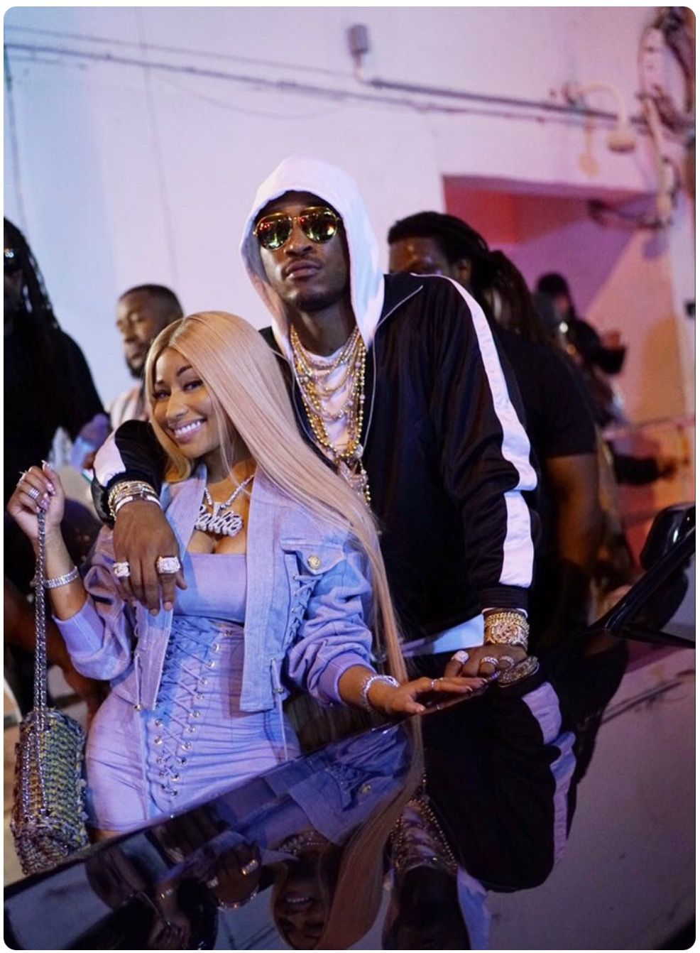 Nicki Minaj and Future Were in Talks to Release a Collaborative Mixtape |  Complex