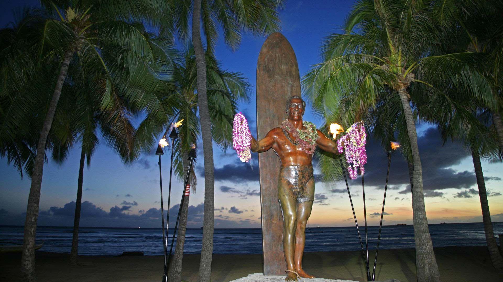 Waikiki Beach Wallpaper Hd: Hawaii HD Wallpapers Episode 1