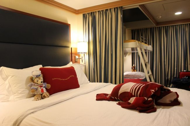 Disney Cruise Room With Murphy Bed And Bunk Beds Disney Magic