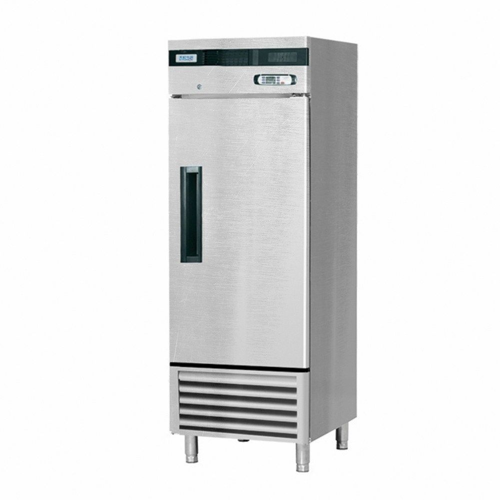Eq Kitchen Line Sf 23l1 Commercial Standing Freezer 1 Door 158 Gal 84 Height 30 8 Width 27 6 Length Stainless Steel Silver Upright Freezer