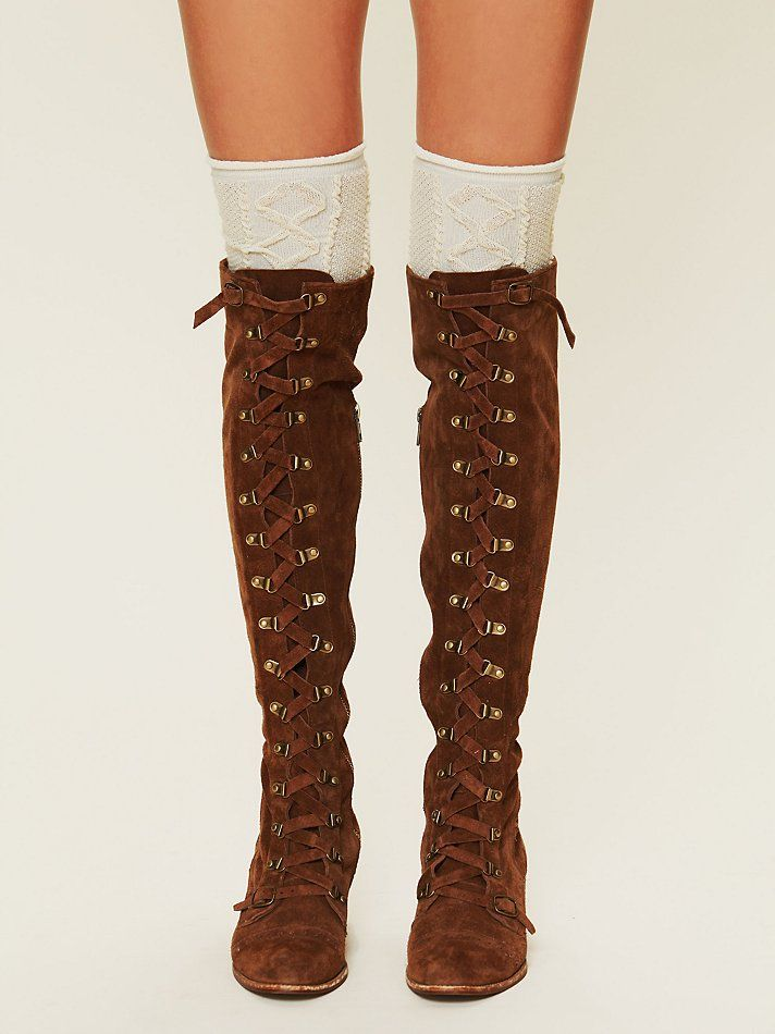e7bf6933cb1 Jeffrey Campbell Johnny Tall Boot at Free People Clothing Boutique ...