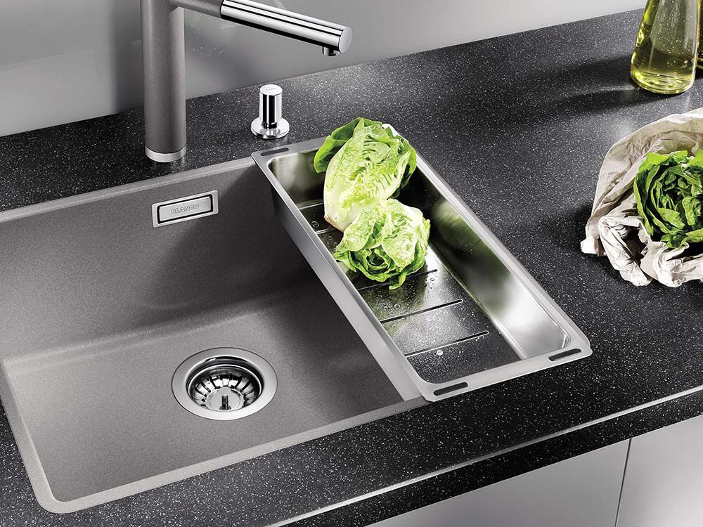 Colander For Flushmounted Blanco Subline Sinks Accessories