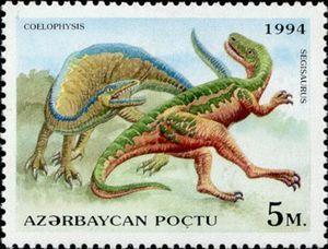 Coelophysis, Segisaurus