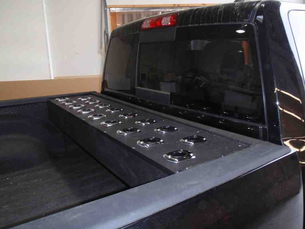 Truck Bed Fishing Rod Holder Fishingrodholders With Images