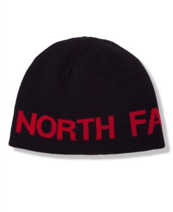 6acfa973e61 The North Face Men s Reversible Banner Beanie - Black. The North Face Men s  Reversible Banner Beanie - Black North Face Hat ...