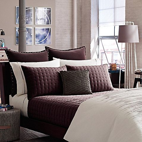 The Landscape Coverlet From Kenneth Cole Reaction Home Outfits