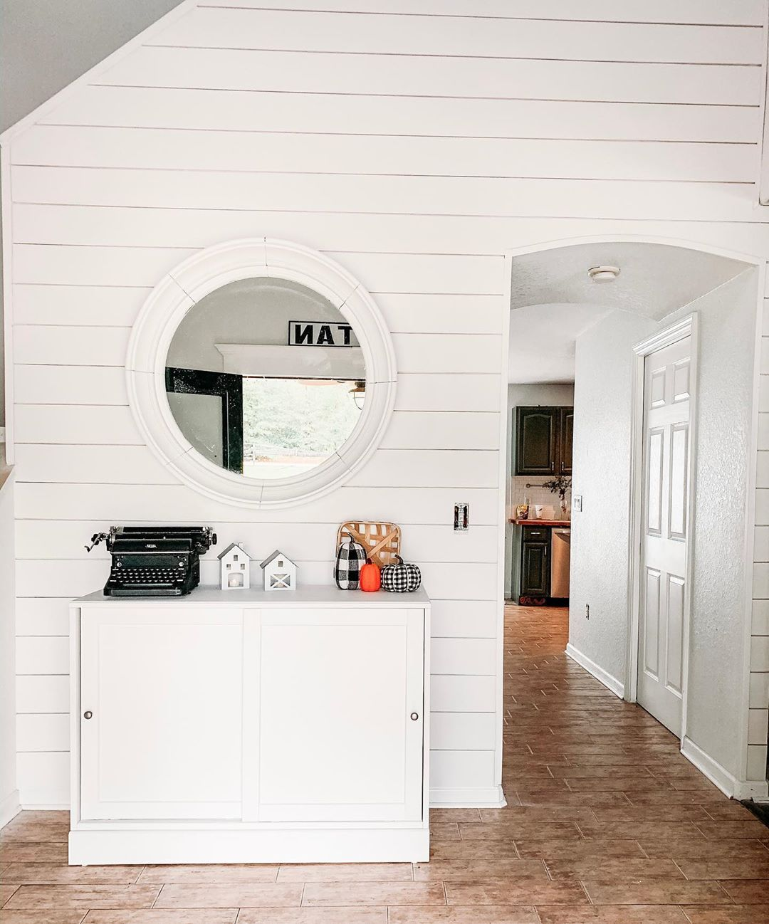 Heyo one room well part of one room is done if you