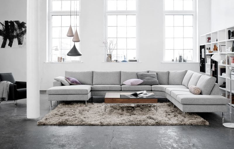 inspiration til design sofaer fra boconcept living room sofa rh pinterest com
