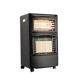 Cordset Can Be Stored Inside The Heater For A More Attractive Look Http Www Apg Appliance Com Electric Heater Efficien Portable Heater Gas Heater Room Heater
