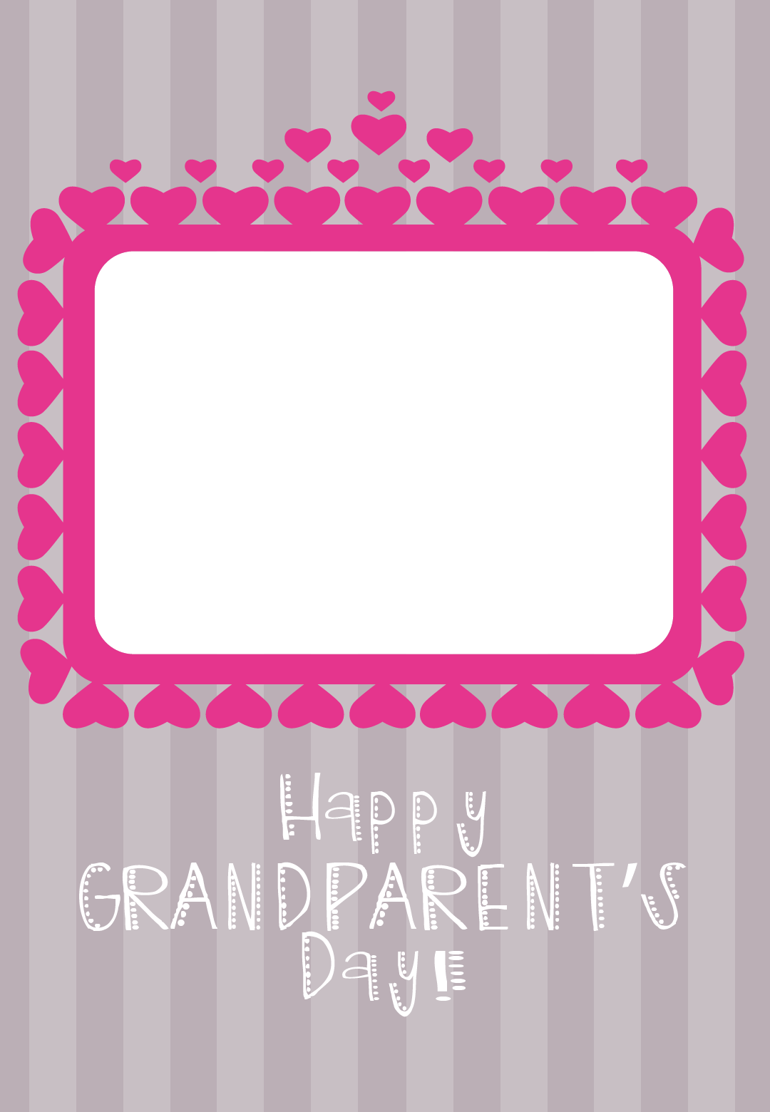 Free Printable The Best Grandparents Ever Greeting Card Grandparents Day Cards Happy Grandparents Day Grandparents Day