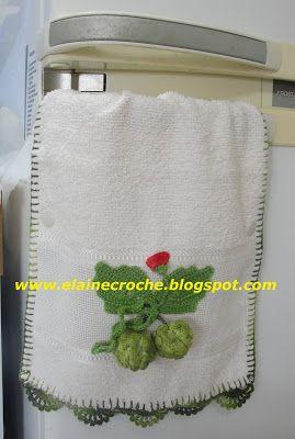 Elaine Croche: cozinha