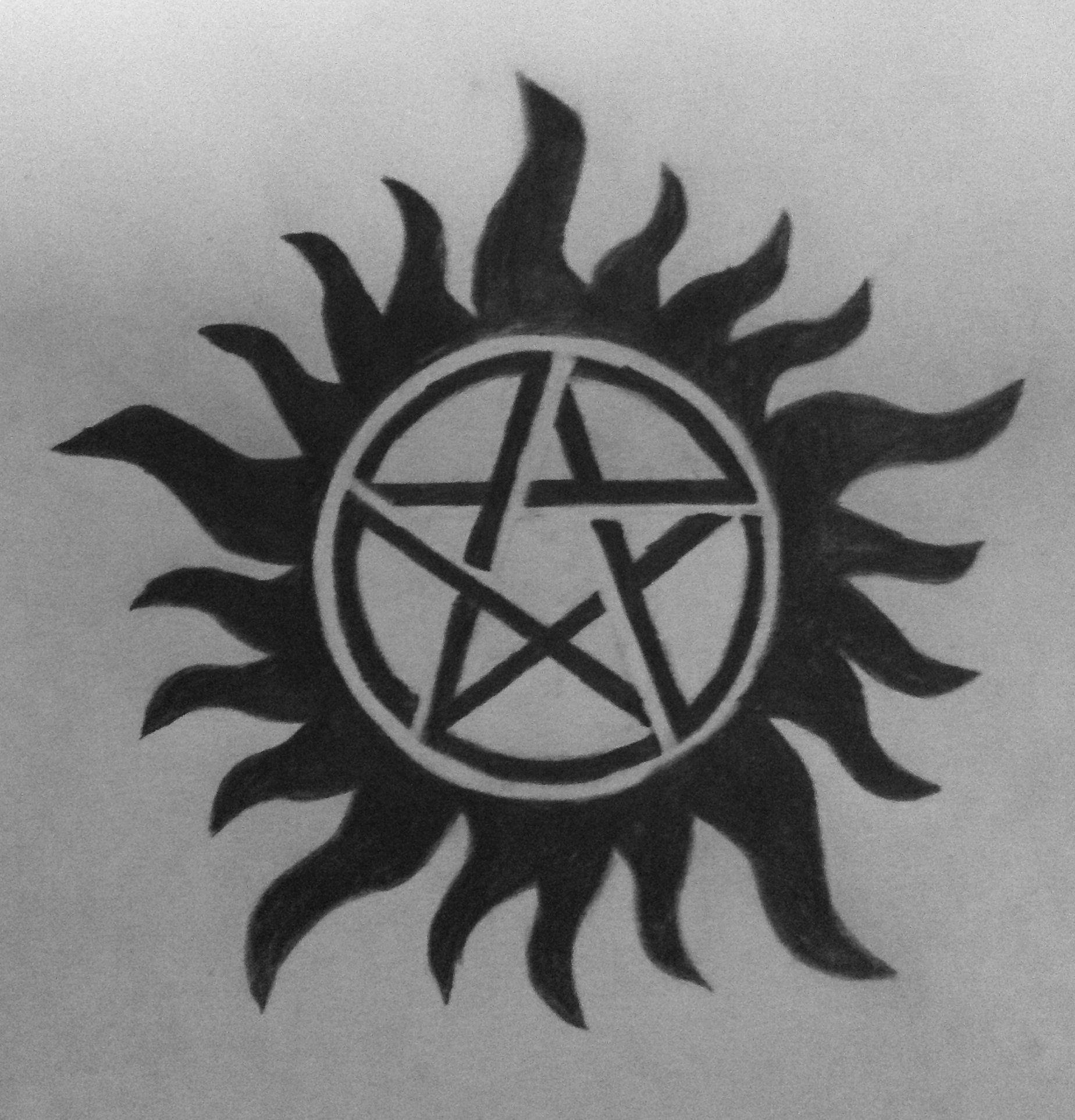 Pin auf Supernatural