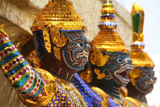 Bangkok grand palace | Flickr - Photo Sharing!