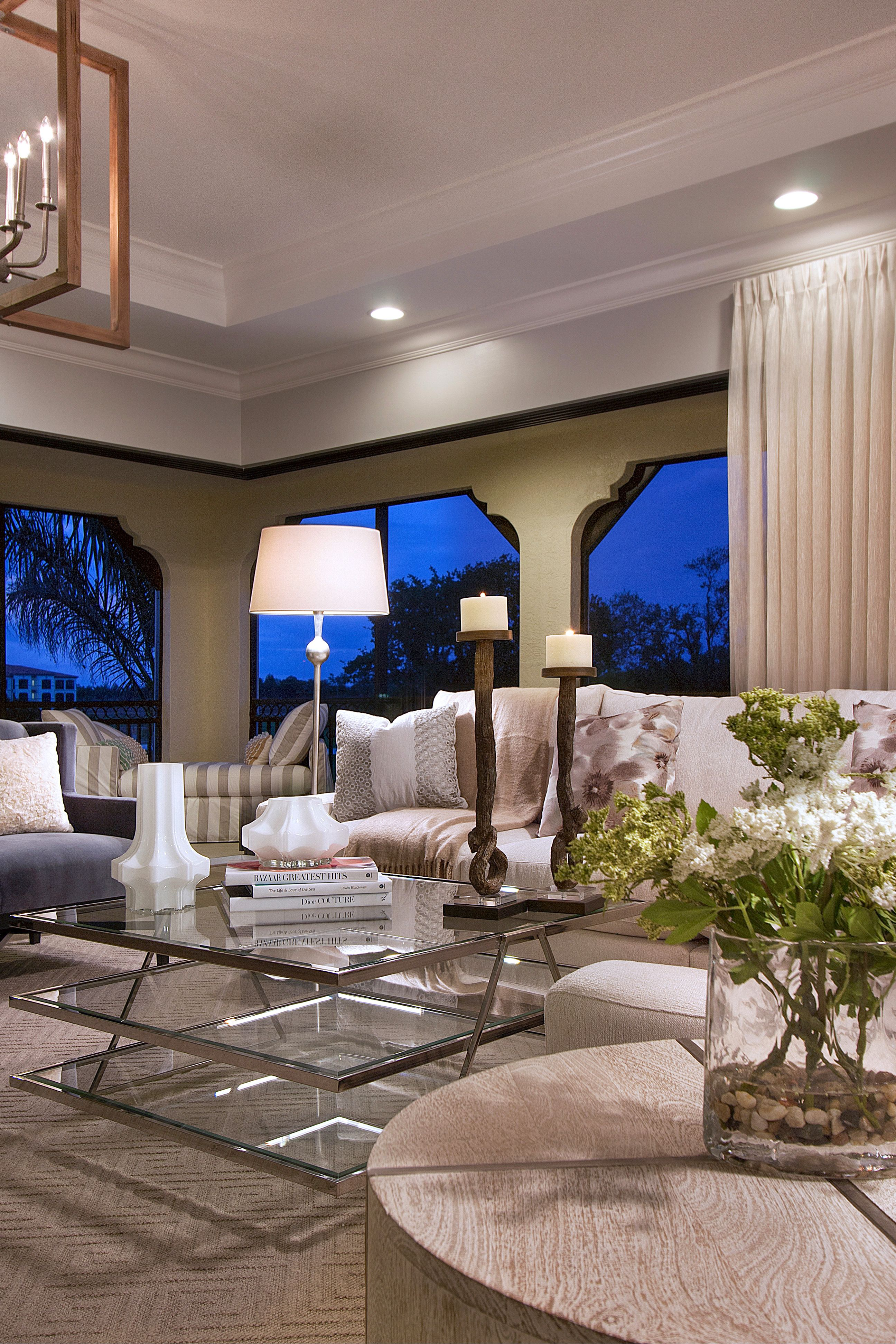 Luxury Home Designs By Bhid Decor Design Homedesign Designers Florida Naples Interior Interio Luxury House Designs Winter Interior Design House Design