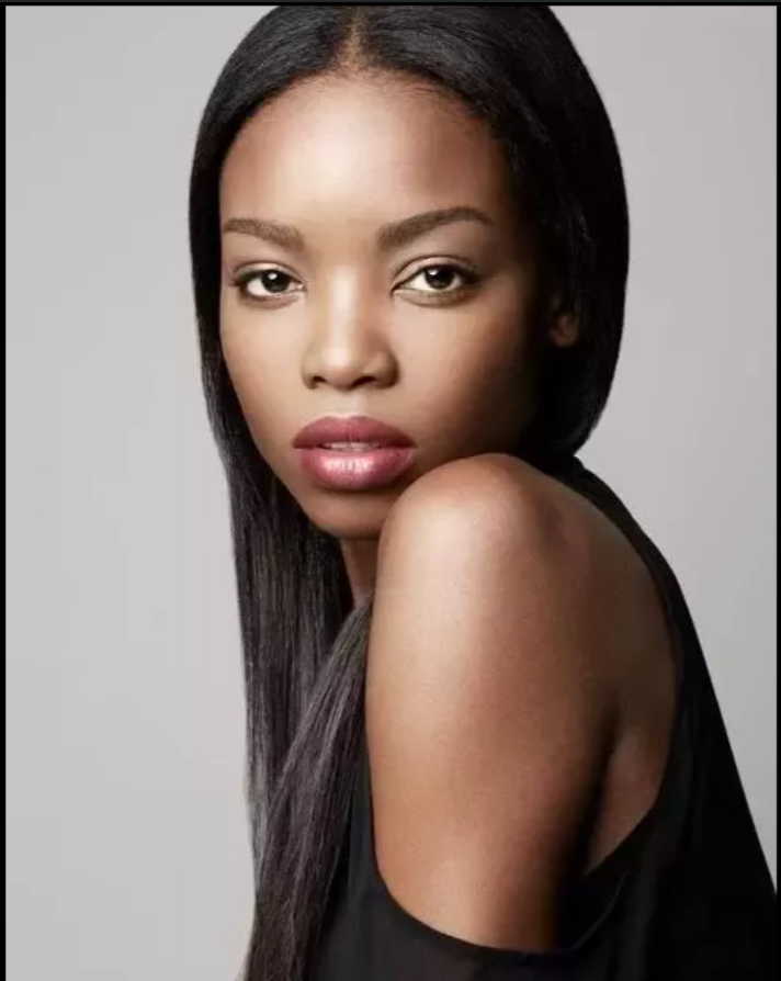 Pin By Alan Cecil On Dark Chocolate Black Female Model Ebony Models Beautiful Black Women