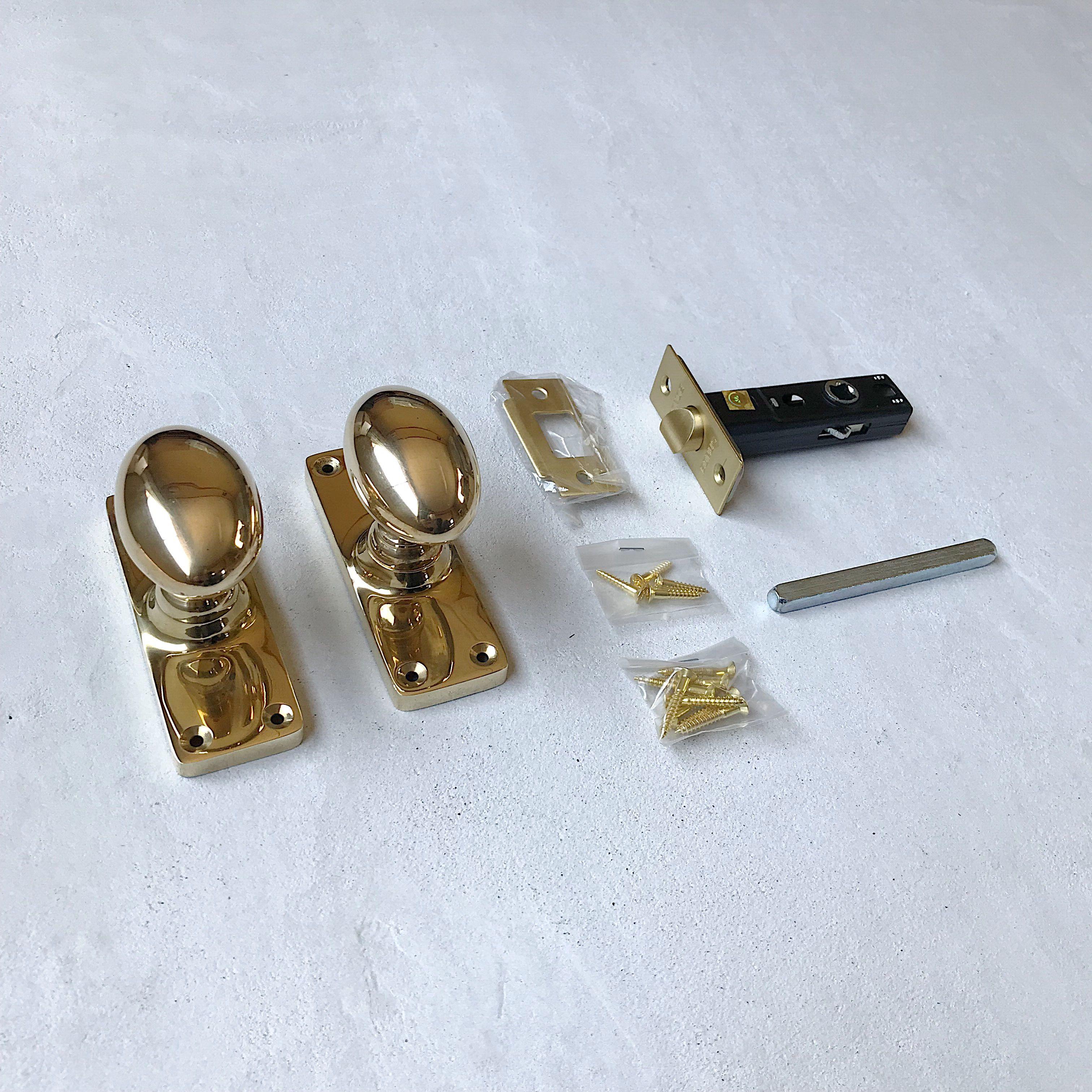 イギリス製のレクタングル表示錠 無駄のないスッキリとしたデザイン