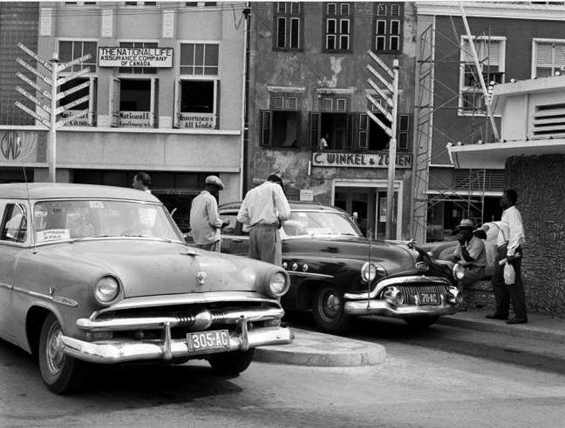 Curacao, jaren vijftig