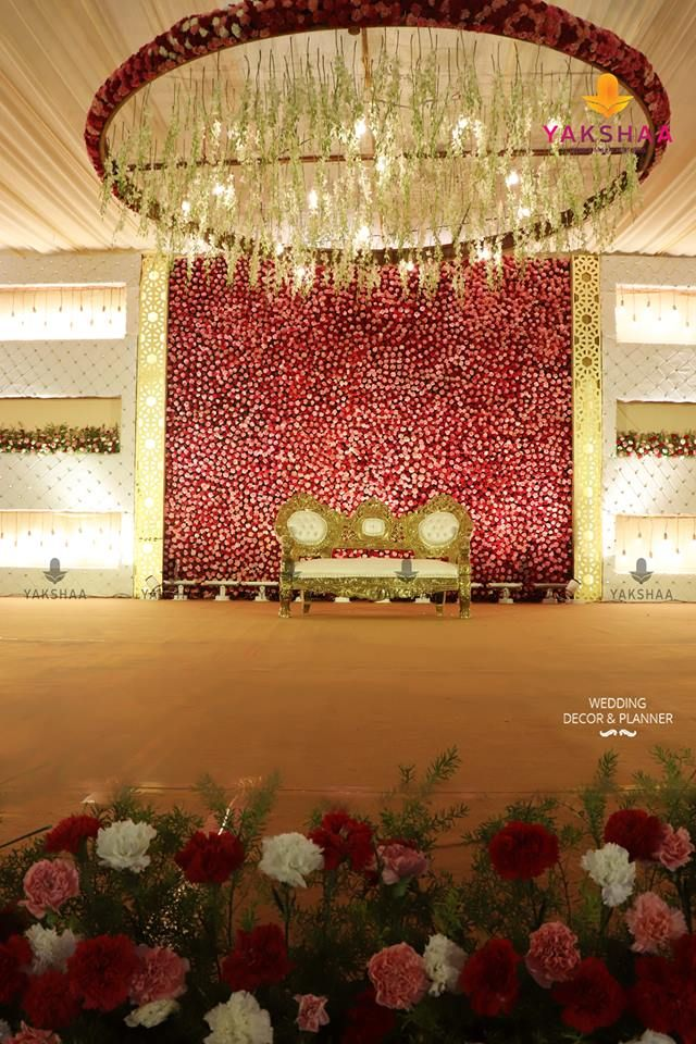 Shopzters | Decor | Wedding stage decorations, Wedding ...