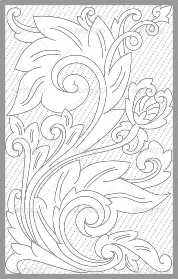 Madura Floral Set