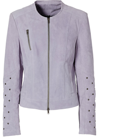 Desigual Lederjacke, Damen Leder Jacke Modell, Die Einfache