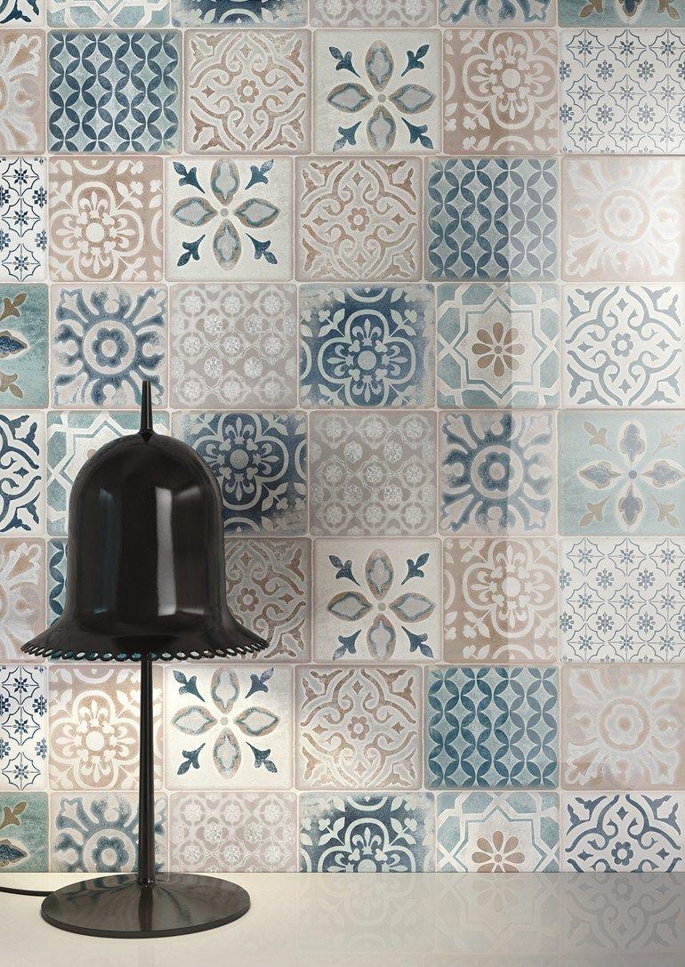 Rivestimento in ceramica a pasta bianca FRAME - Ragno | Arredamento ...