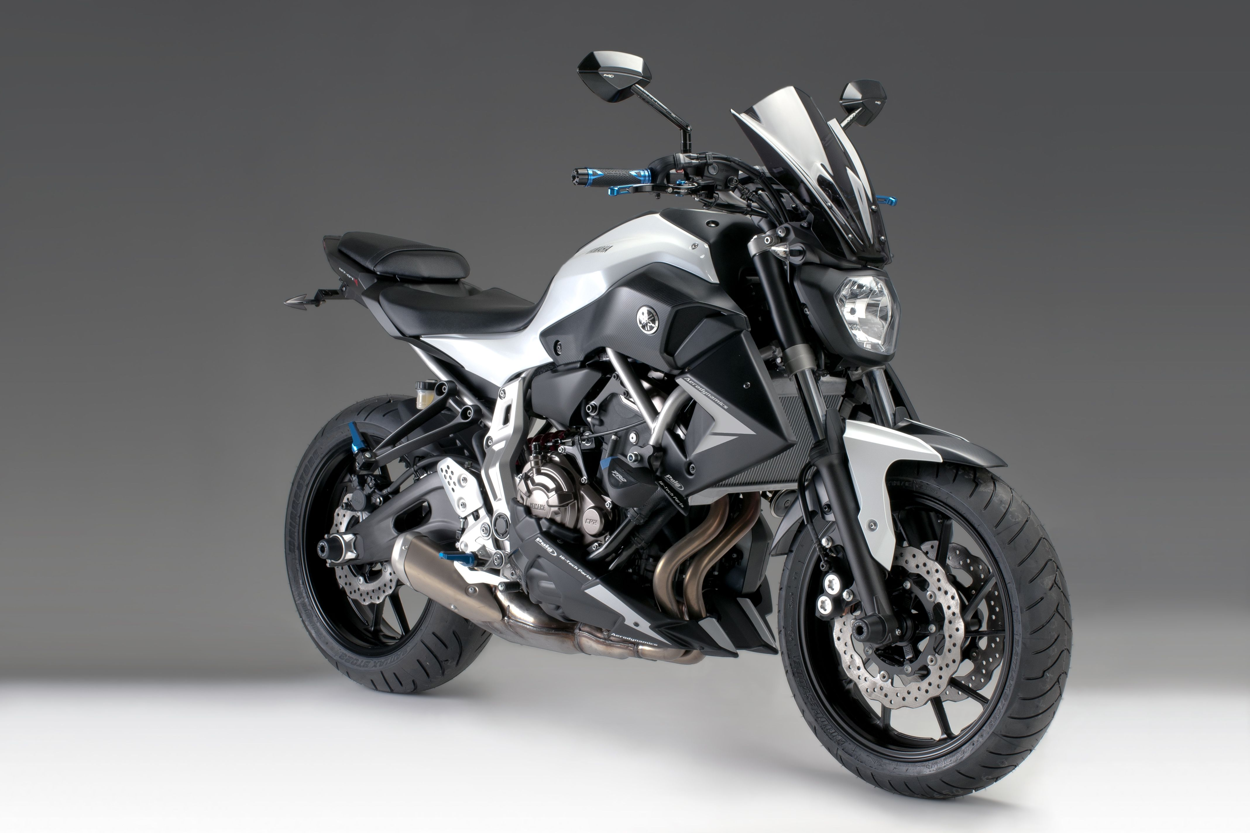Puigtv Tuning Motos Yamaha Mt 07 2015 C171es M6687