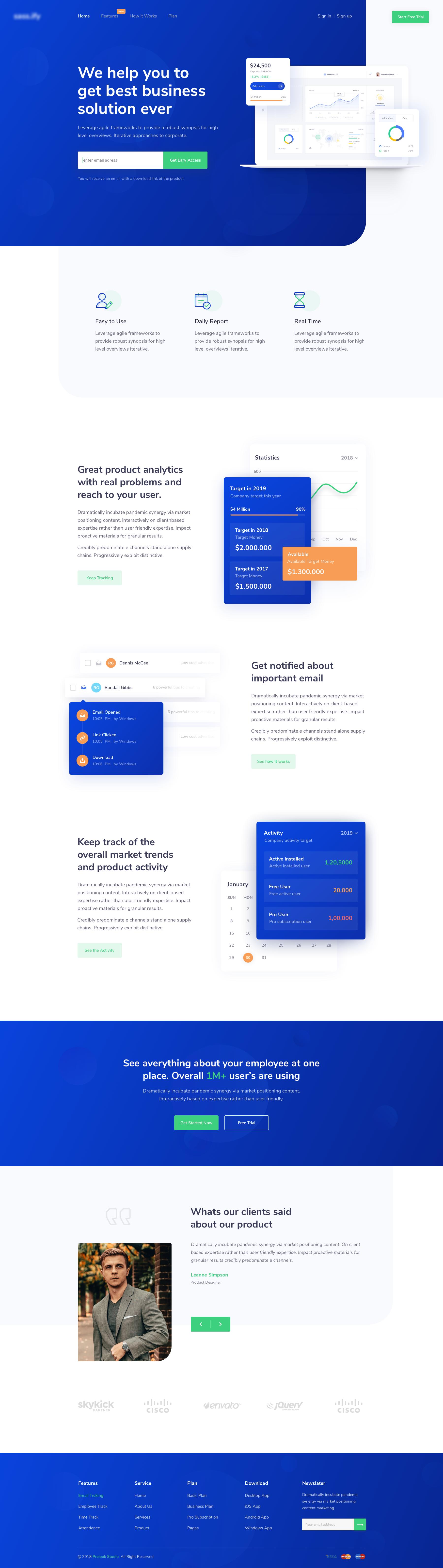 Saas Landing Page Copy 3 Landing Page Web Design Trends Web Design