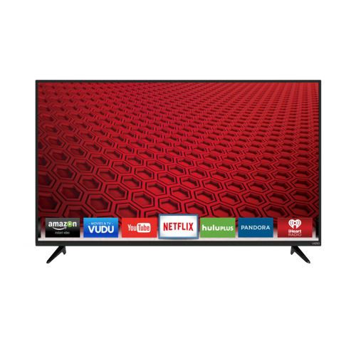 "Vizio 55"" Class (54.6"" Diag.) 1080p Smart LED LCD TV E55"