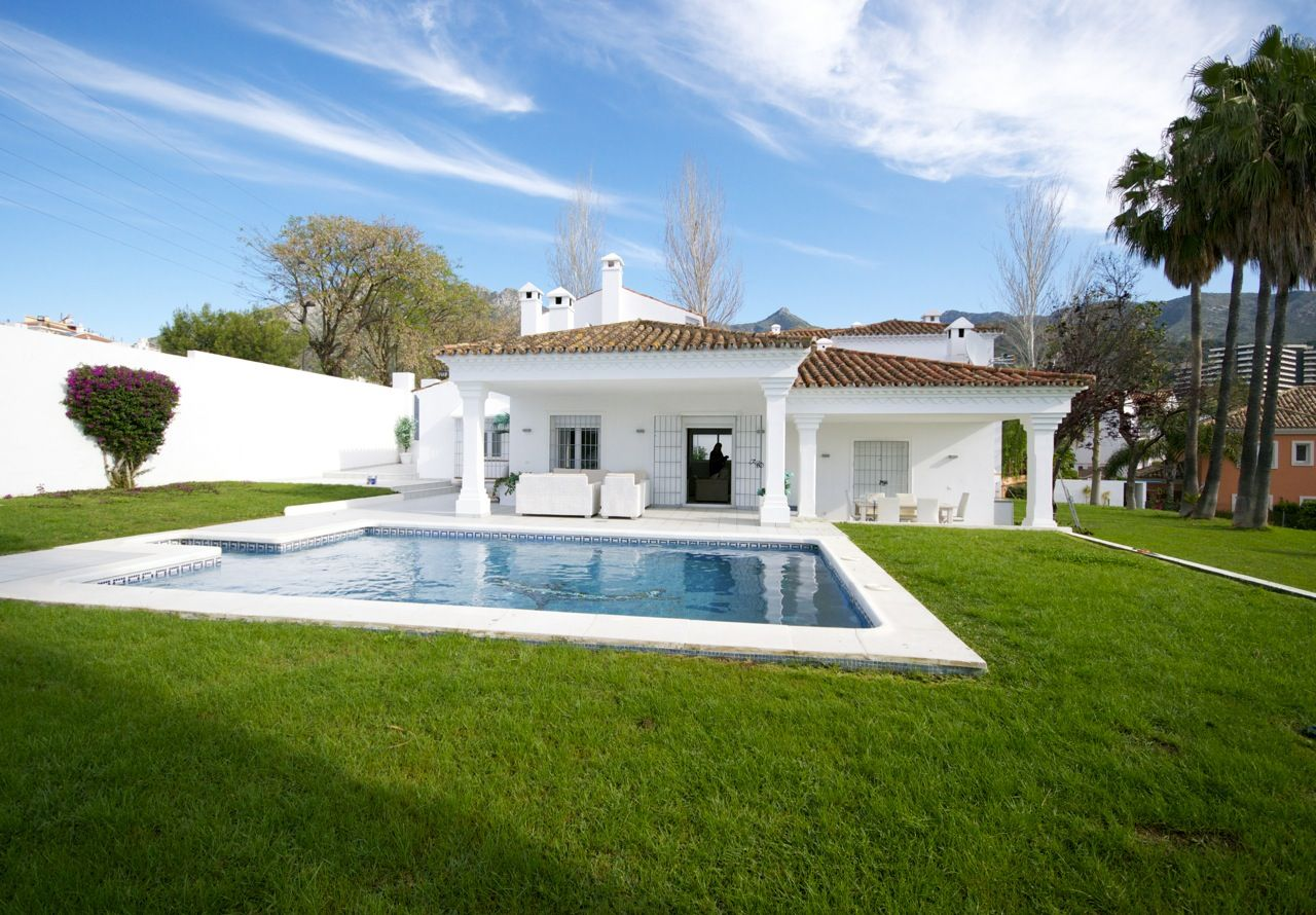 Costa del Sol homes | ... Costa del Sol Luxury holiday home with private pool, gym, games room