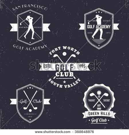 Golf Clubs Crossed Logo Design on golf t-shirt logo design, baseball skull tattoo design, golf club embroidery design,