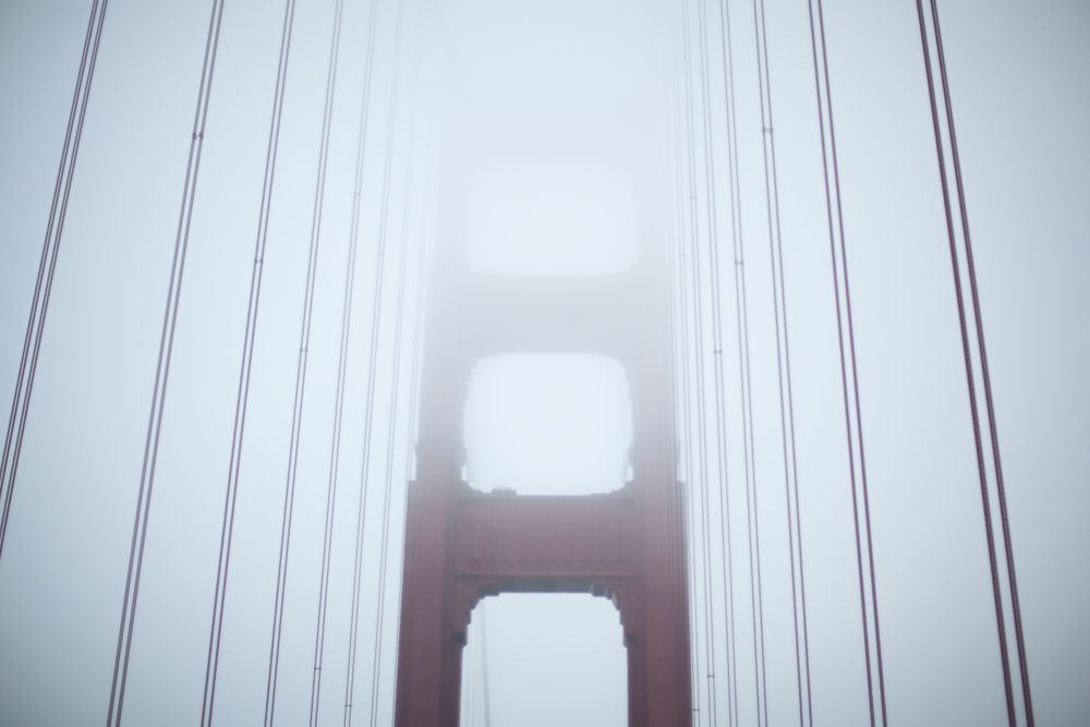 Golden Gate San Francisco CA - September 2011