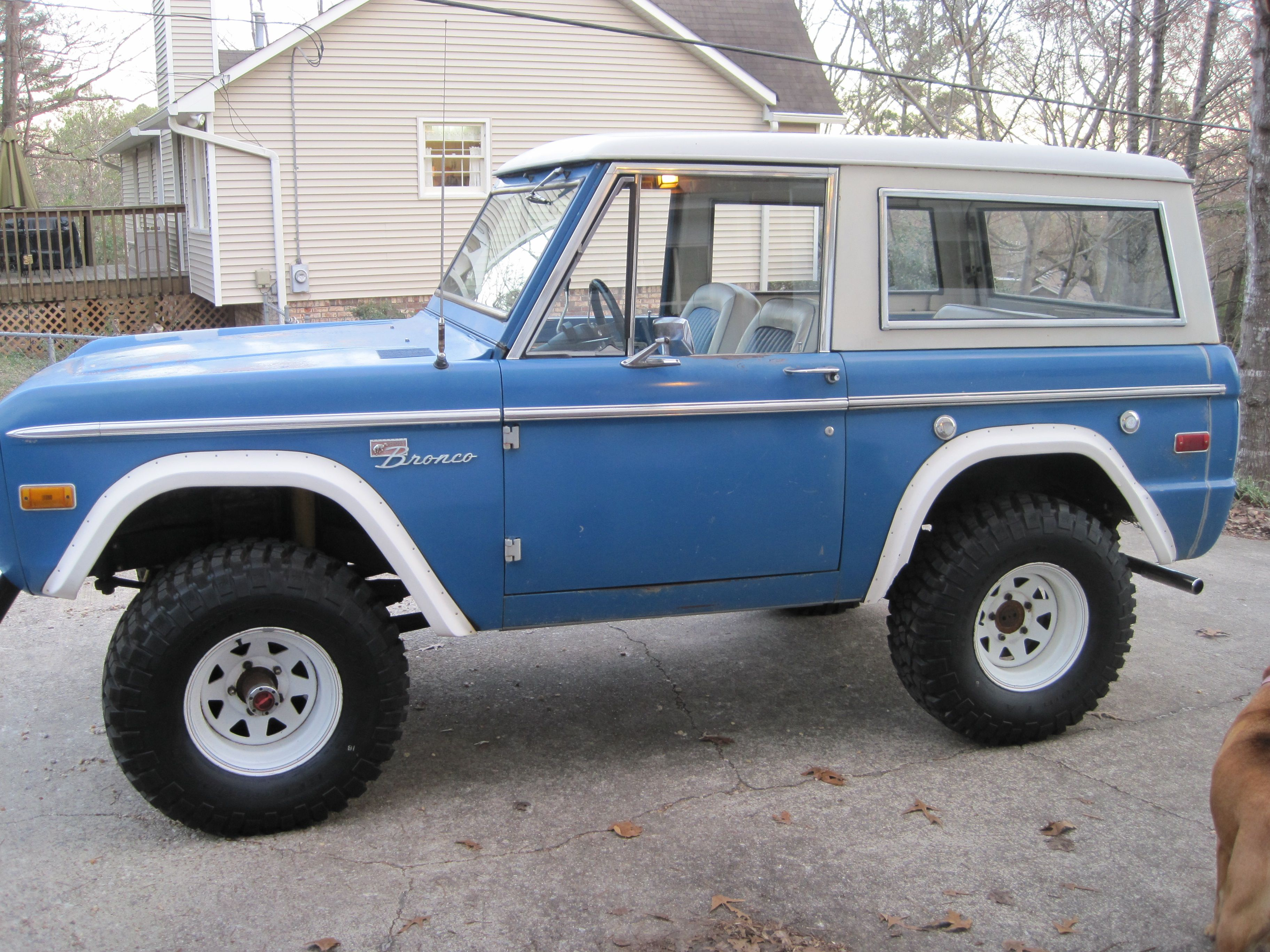 Ford Bronco Through The Years History Of An Suv Icon Ford