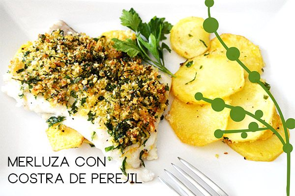 Merluza con costra de perejil all your sites recipes pinterest merluza con costra de perejil all your sites forumfinder Images