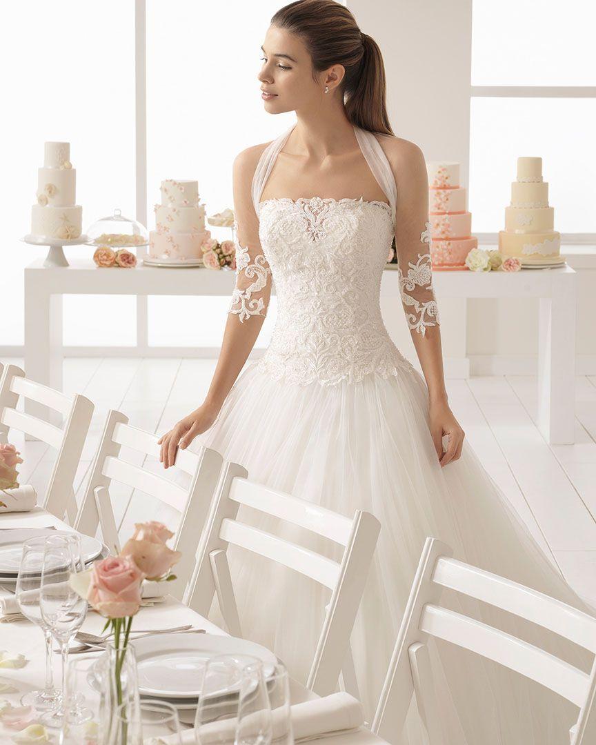 Aire Barcelona Brautmoden Kollektion Brautmode Glamour Ihr