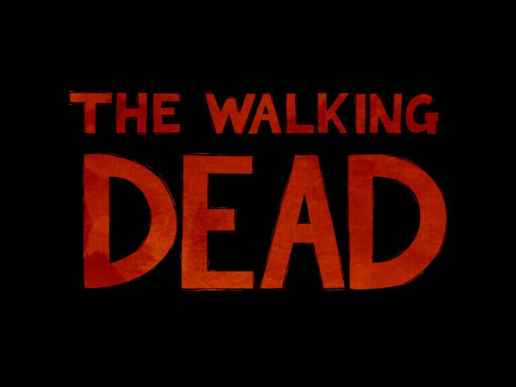 TWD Title page | Walking dead game, Walking dead episode 1, The ...