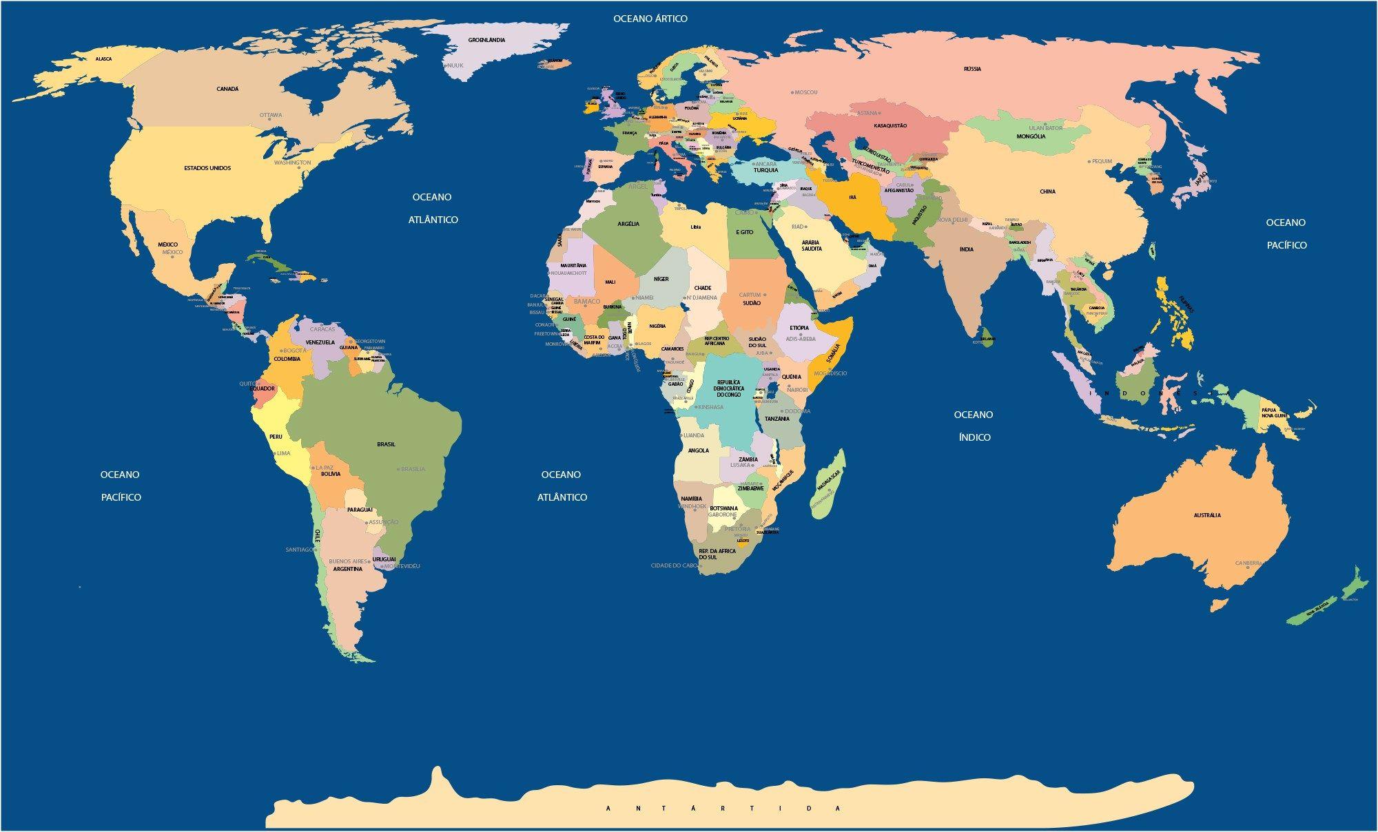 Pin De Tania Souza Em Mapas Mapa Mundi Quadros Mapa Mundi