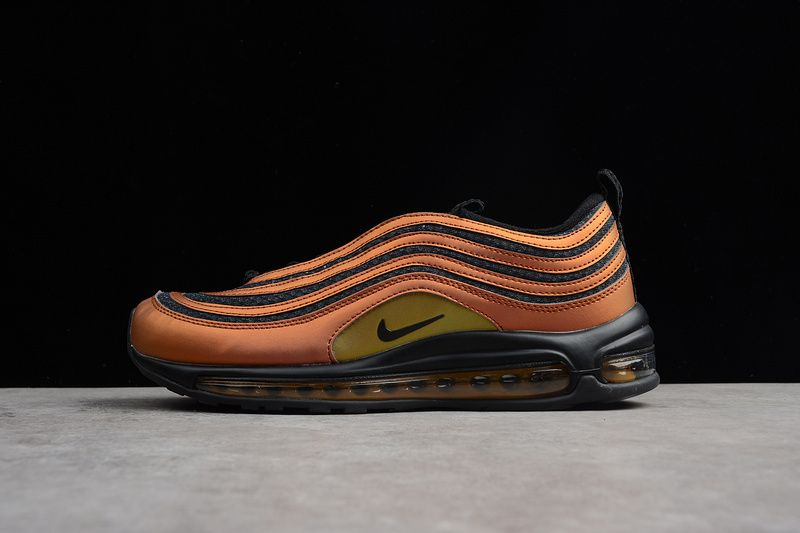 Spring Summer 2018 Fashion Men Nike Air Max 97 Ultra 17 Skepta LONDN Multi  Color Black AJ1988-900 d538629f99c3