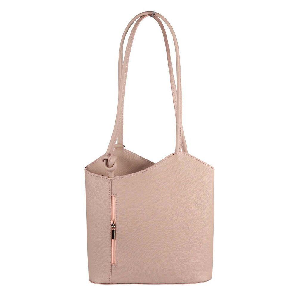 cb8e36e736081  Werbung  ITAL DAMEN LEDER TASCHE RUCKSACK Handtasche Schultertasche  Shopper Lederrucksack  EUR 47