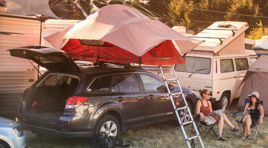 JamBase - Win a Yakima Rooftop Tent, Roof Rack and Awning ...