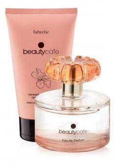 """Подаръчен комплект """"Beauty café"""" изображения - Perfume.."""