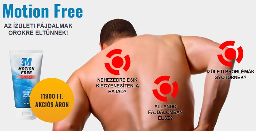 gyógyszer a hát és az ízületek számára)