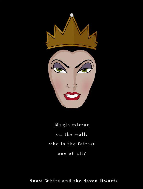 Frase Rainha Má Disney Disney Villains Disney Quotes Disney Love